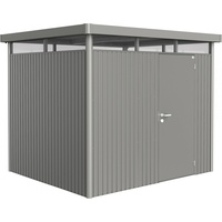 Biohort HighLine H3 2,75 x 2,35 m quarzgrau-metallic Einzeltür