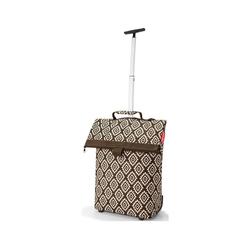 REISENTHEL® Einkaufstrolley trolley M / Einkaufstrolley 53 cm, 43 l natur
