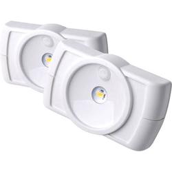 Mr. Beams MB852 Nachtlicht mit Bewegungsmelder LED Weiß
