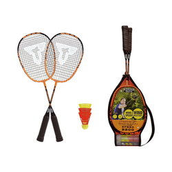 Talbot-Torro Badmintonschläger Speed-Badminton Set Speed 2200