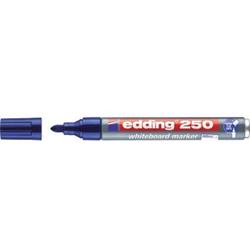 Edding 4-250003 250 whiteboard marker Whiteboardmarker Blau