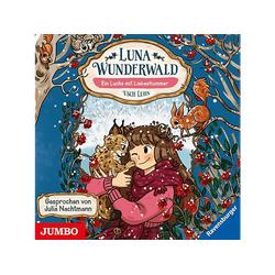 Usch Luhn - Luna Wunderwald (5).Ein Luchs Mit Liebeskummer (CD)
