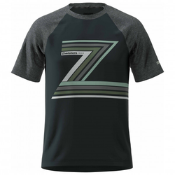Zimtstern - The-Z Tee - T-Shirt Gr XL schwarz