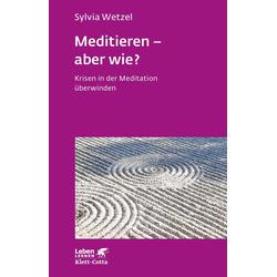 Meditieren - aber wie?: Buch von Sylvia Wetzel