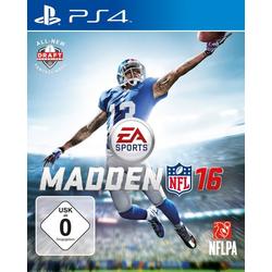 Madden NFL 2016 - PS4