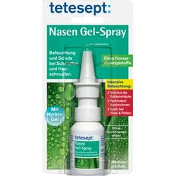 TETESEPT Nasen Gel-Spray