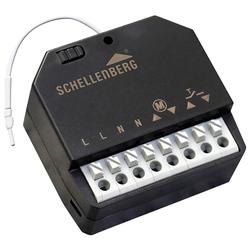 SCHELLENBERG Rollladen-Funksteuerung 20017 Empfangsmodul, für Rollläden & Markisen, für Rollladenantriebe, Raffstore- und Markisenmotoren