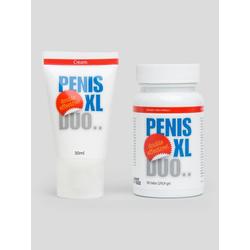 Penis XL Potenz-Set (30 Tabletten/30 ml Creme)