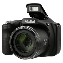 Rollei Powerflex 350 Wifi Kompaktkamera
