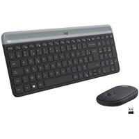 – kabelloses Tastatur-Maus-Set