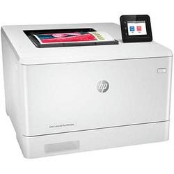 HP Color LaserJet Pro M454dw Farb-Laserdrucker weiß