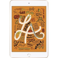 Apple iPad mini 5 (2019) mit Retina Display 7.9 256GB Wi-Fi + LTE Gold