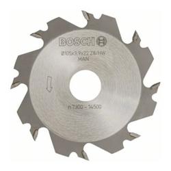 Bosch Scheibenfräser 8, 22 mm 4 mm