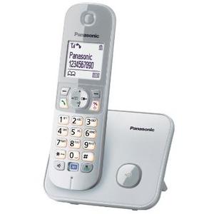 Panasonic KX-TG6811, DECT, Grau, Mobilteil, LCD, ААА, Polyphonisch
