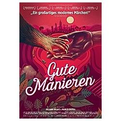 Gute Manieren - DVD  Filme