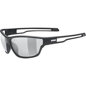UVEX Sportstyle 806 Variomatic Brille black matt/smoke 2021 Brillen & Goggles
