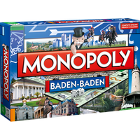 Winning Moves Monopoly Städte & Regionen