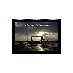Licht über Dithmarschen (Wandkalender 2021 DIN A3 quer)