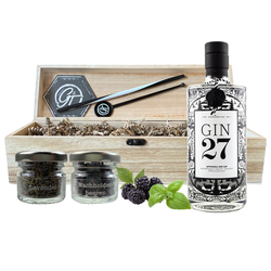 GIN 27 & Botanical Box