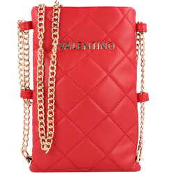 Valentino Bags Ocarina Smartphone Pokrowiec  13 cm rosso