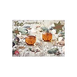 Tee-Adventskalender für Zwei 2020 - Teekalender - Adventskalender - Teesorten - Genusskalender - Advent-für-Zwei - 55,5