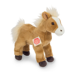 Teddy HERMANN® Pferd stehend, 25 cm