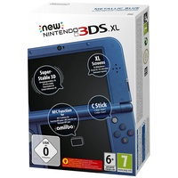 Nintendo New Nintendo 3DS XL metallic blau ab 194.90 € im Preisvergleich