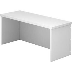 Thekenaufsatz für Schreibtisch 800x800mm Grau