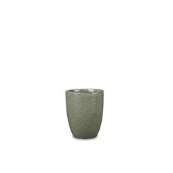 Bitz Tasse grün Steingut 30cl