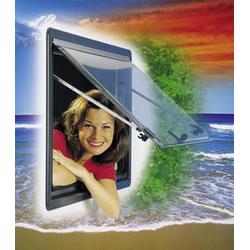 Ersatzscheiben S 4 Grauglas 900 x 600 mm