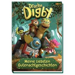 Drache Digby: Meine liebsten Gutenachtgeschichten als Buch von Carolin Böttler