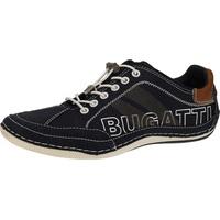 BUGATTI 321480095400 dark blue/ off white, 43