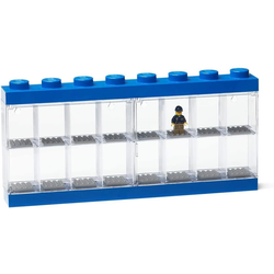 Room Copenhagen Aufbewahrungsbox Lego - Minifiguren Display Case LTD. EDITION - Box-Vitrine für 16 Figuren - inkl. 1 Figur
