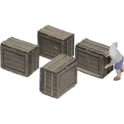 MBZ 80263 H0 Kisten für Europaletten