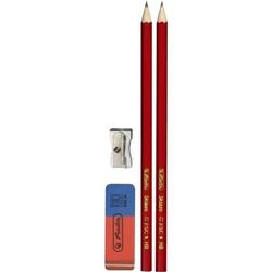 Bleistift Skizzo HB natur VE=4 Stück