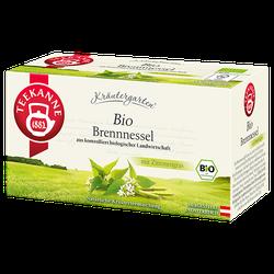 Teekanne Bio Brennnessel mit Zitronengras