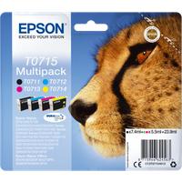 Epson T0715 CMYK