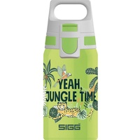 Sigg Shield One Jungle 0.5L mit WMB ONE TOP, BPA frei, Auslaufsicher, Co# taug
