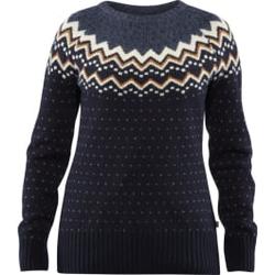 Fjällräven - Ovik Knit Sweater W. Dark Navy - Pullover - Größe: S