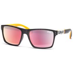 Superdry SDS Kobe 182 5612 matte grey orange Sport-Sonnenbrille