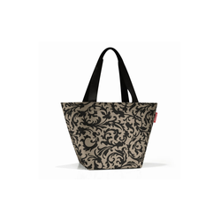 Reisenthel Shopper M in baroque taupe, 51 x 30,5 cm