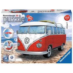 VW Bulli T1. 3D Puzzle 162 Teile