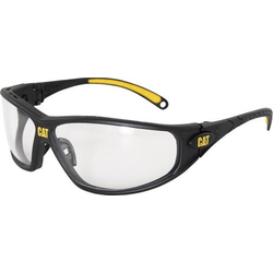 CAT TREAD100CATERPILLAR Schutzbrille Schwarz DIN EN 166-1