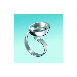 Fimo Schmuck Ring oval