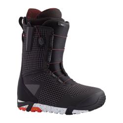 Burton - Slx Black/Red 2021 - Herren Snowboard Boots - Größe: 11 US
