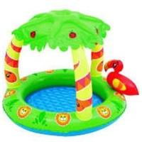 BESTWAY Jungle Baby Pool 99 x 91 x 71 cm (52179)