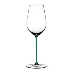 RIEDEL Glas Rotweinglas Fatto A Mano Riesling Zinfandel Green