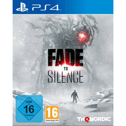 Fade to Silence PS4 USK: 16