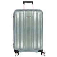 Samsonite Lite-Cube Spinner 76 cm / 96 l metallic green