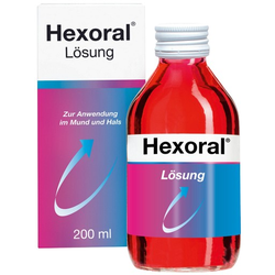 HEXORAL 0,1% Lösung 200 ml